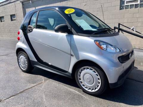 2015 Smart fortwo for sale at Richardson Sales & Service in Highland IN
