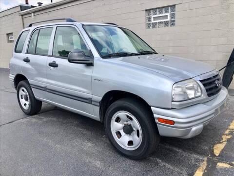 2001 Suzuki Vitara for sale at Richardson Sales & Service in Highland IN