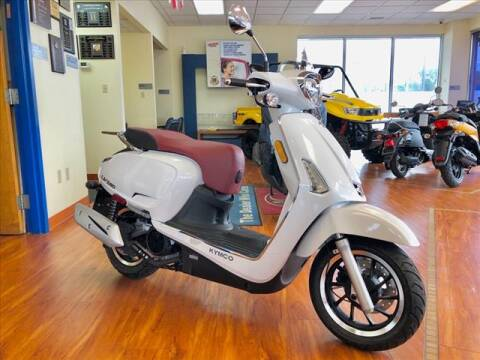 2020 Kymco LIKE 150i for sale at Richardson Sales & Service in Highland IN