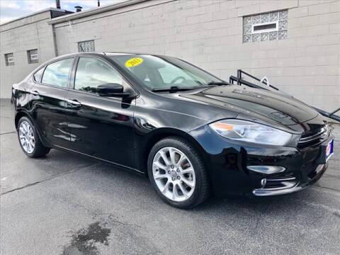 2013 Dodge Dart for sale at Richardson Sales & Service in Highland IN