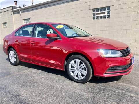 2017 Volkswagen Jetta for sale at Richardson Sales & Service in Highland IN