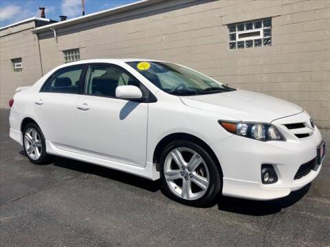 2013 Toyota Corolla for sale at Richardson Sales & Service in Highland IN