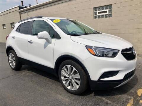 2018 Buick Encore for sale at Richardson Sales & Service in Highland IN
