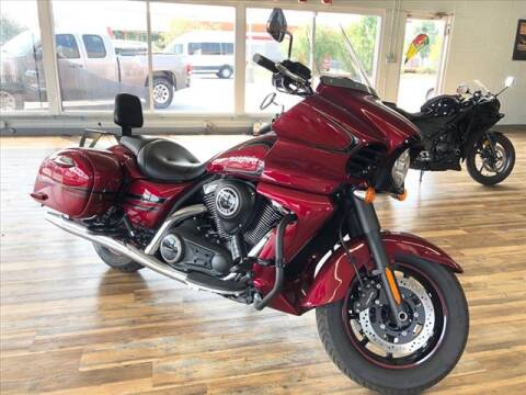 2017 Kawasaki VN 1700 K for sale at Richardson Sales & Service in Highland IN