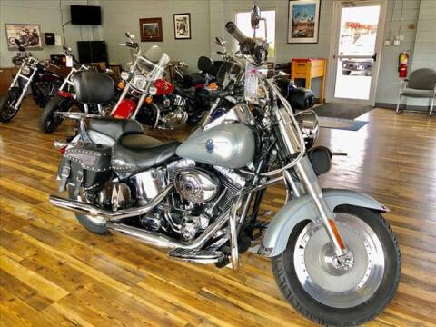 2004 Harley-Davidson FLSTFI for sale at Richardson Sales & Service in Highland IN