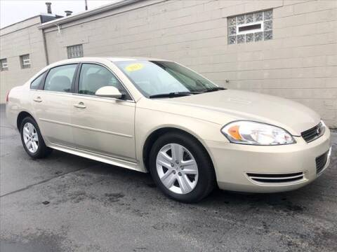 2011 Chevrolet Impala for sale at Richardson Sales & Service in Highland IN