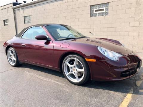 2004 Porsche 911 for sale at Richardson Sales & Service in Highland IN