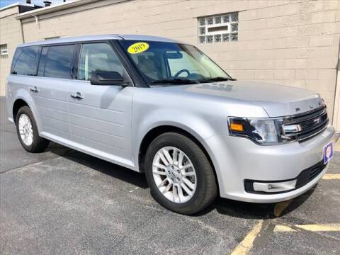 2019 Ford Flex for sale at Richardson Sales & Service in Highland IN