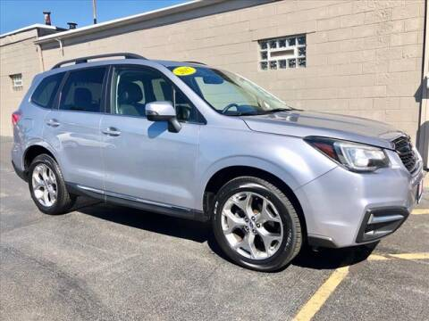 2017 Subaru Forester for sale at Richardson Sales & Service in Highland IN