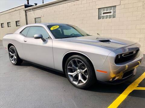 2018 Dodge Challenger for sale at Richardson Sales & Service in Highland IN
