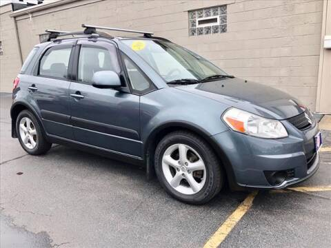2009 Suzuki SX4 Crossover for sale at Richardson Sales & Service in Highland IN