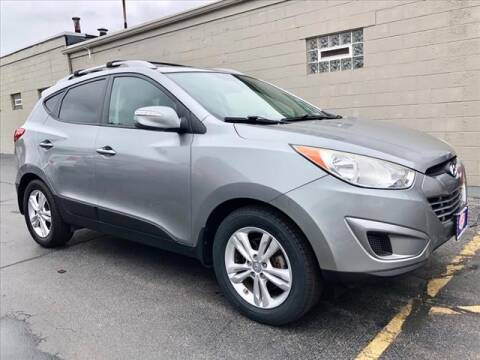 2012 Hyundai Tucson for sale at Richardson Sales & Service in Highland IN