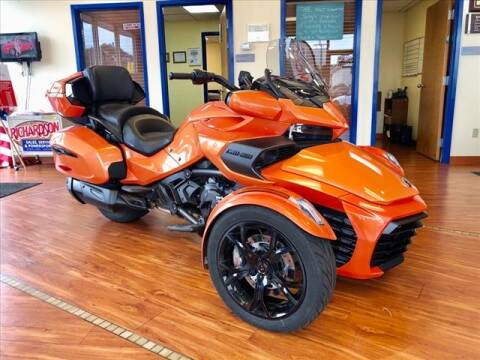 2019 Can-Am SPYDER F3 Limited for sale at Richardson Sales & Service in Highland IN