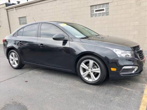 2015 Chevrolet Cruze for sale at Richardson Sales & Service in Highland IN