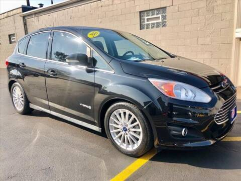 2013 Ford C-MAX Hybrid for sale at Richardson Sales & Service in Highland IN
