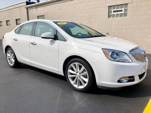 2017 Buick Verano for sale at Richardson Sales & Service in Highland IN