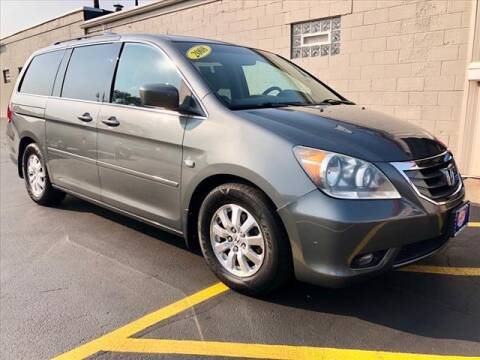 2008 Honda Odyssey for sale at Richardson Sales & Service in Highland IN