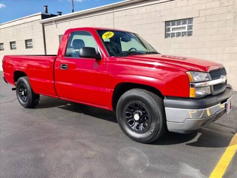 2005 Chevrolet Silverado 1500 for sale at Richardson Sales & Service in Highland IN