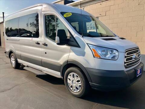 2016 Ford Transit Passenger for sale at Richardson Sales & Service in Highland IN