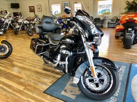 2017 Harley-Davidson FLHTK for sale at Richardson Sales & Service in Highland IN