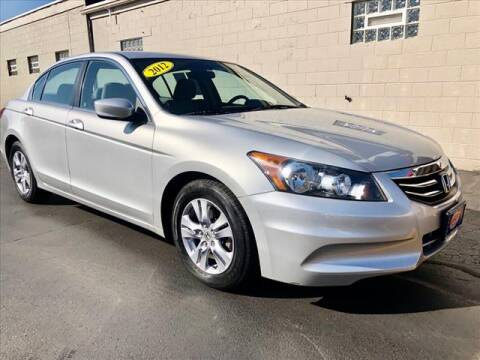 2012 Honda Accord for sale at Richardson Sales & Service in Highland IN