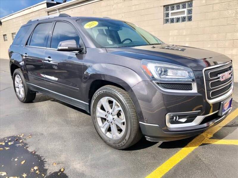 2015 GMC Acadia for sale at Richardson Sales & Service in Highland IN