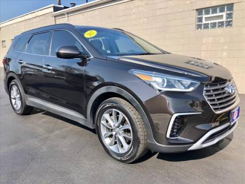 2017 Hyundai Santa Fe for sale at Richardson Sales & Service in Highland IN