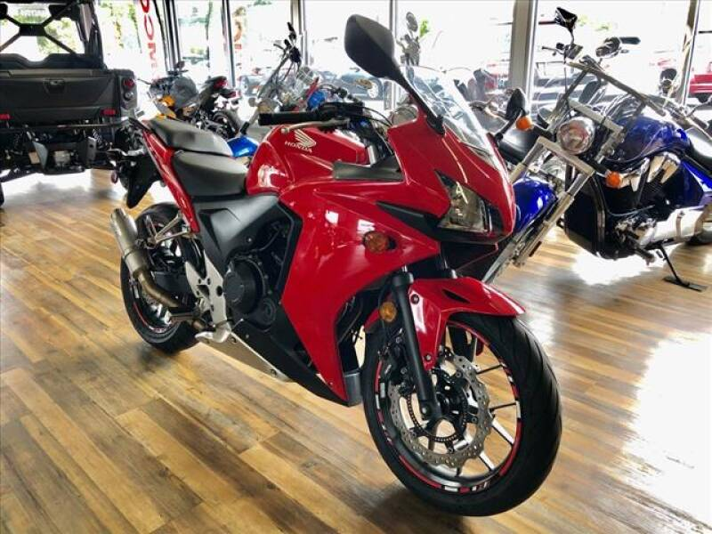 2013 Honda CBR500RA for sale at Richardson Sales & Service in Highland IN