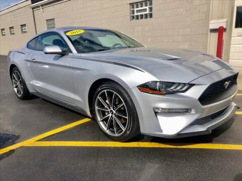 2018 Ford Mustang for sale at Richardson Sales & Service in Highland IN