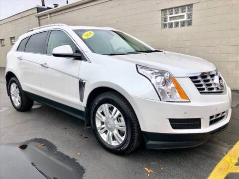 2014 Cadillac SRX for sale at Richardson Sales & Service in Highland IN