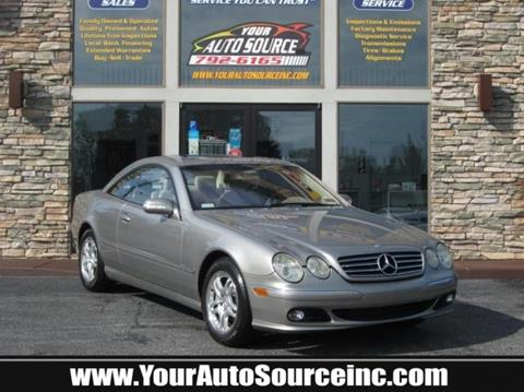2004 Mercedes-Benz CL-Class for sale in York, PA