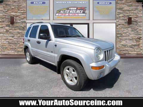 2002 Jeep Liberty for sale in York, PA