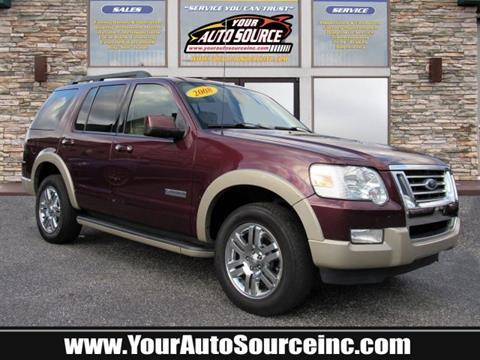 2008 Ford Explorer for sale in York, PA