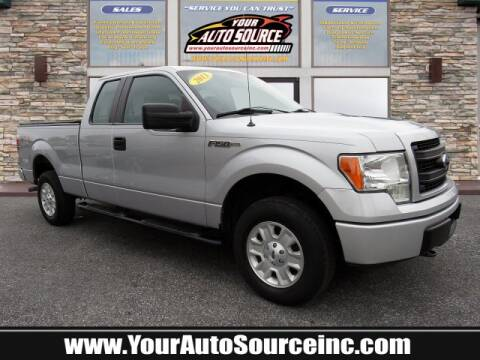 2013 Ford F-150 STX for sale at Your Auto Source in York PA