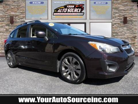 2013 Subaru Impreza 2.0i Sport Premium for sale at Your Auto Source in York PA