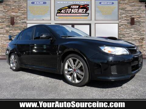 2014 Subaru Impreza WRX STI for sale at Your Auto Source in York PA