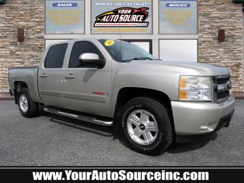 2007 Chevrolet Silverado 1500 LTZ for sale at Your Auto Source in York PA