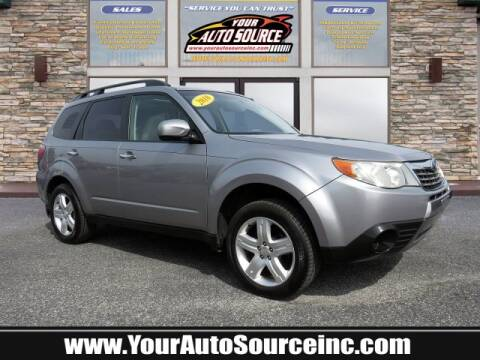 2010 Subaru Forester 2.5X Premium for sale at Your Auto Source in York PA