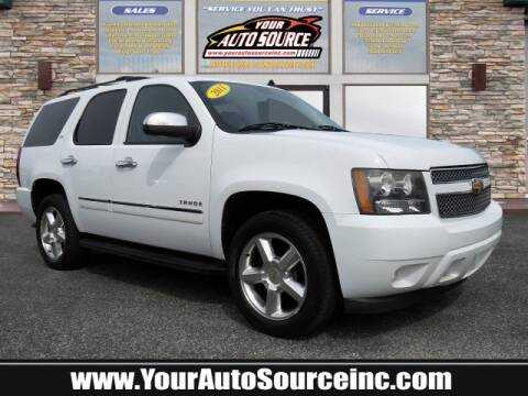 2011 Chevrolet Tahoe LTZ for sale at Your Auto Source in York PA