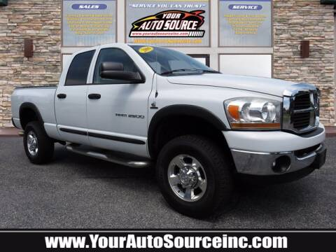 2006 Dodge Ram Pickup 2500 for sale at Your Auto Source in York PA