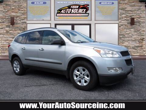 2012 Chevrolet Traverse for sale at Your Auto Source in York PA