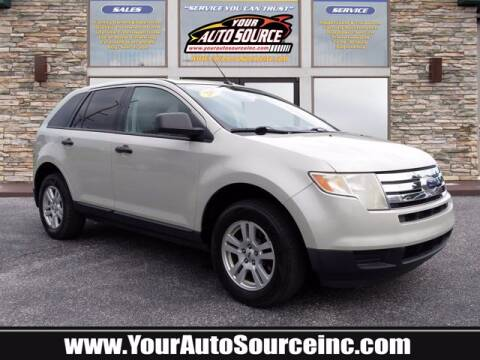 2007 Ford Edge for sale at Your Auto Source in York PA