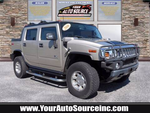 2006 HUMMER H2 SUT for sale at Your Auto Source in York PA