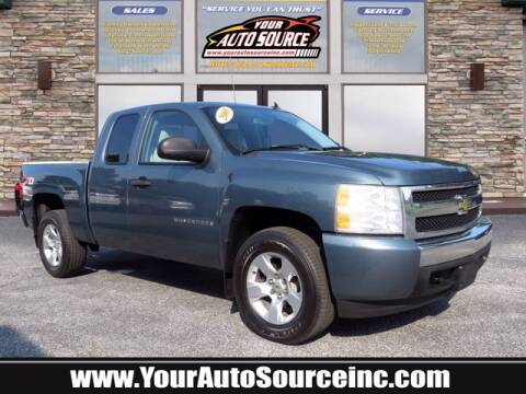 2008 Chevrolet Silverado 1500 for sale at Your Auto Source in York PA