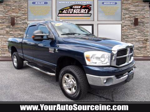 2007 Dodge Ram Pickup 2500 for sale at Your Auto Source in York PA