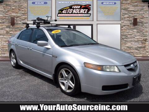 2006 Acura TL for sale at Your Auto Source in York PA
