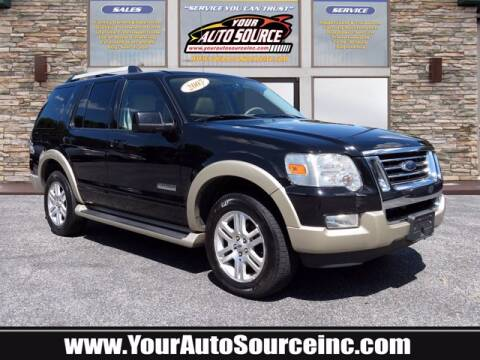 2007 Ford Explorer for sale at Your Auto Source in York PA