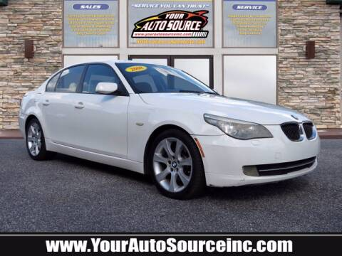 2008 BMW 5 Series for sale at Your Auto Source in York PA
