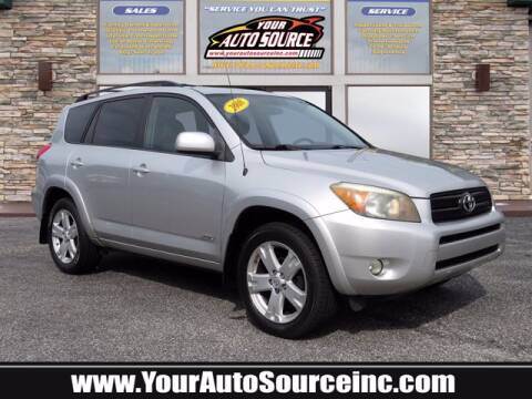 2008 Toyota RAV4 for sale at Your Auto Source in York PA