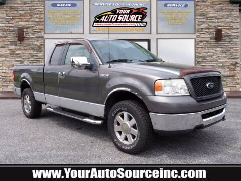 2006 Ford F-150 for sale at Your Auto Source in York PA